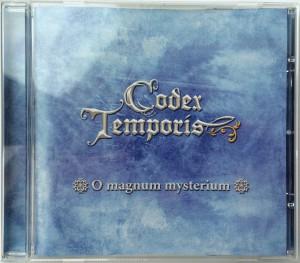 CD O magnum mysterium